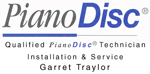 PianoDisc - Qualified Installation & Service - Garret Traylor